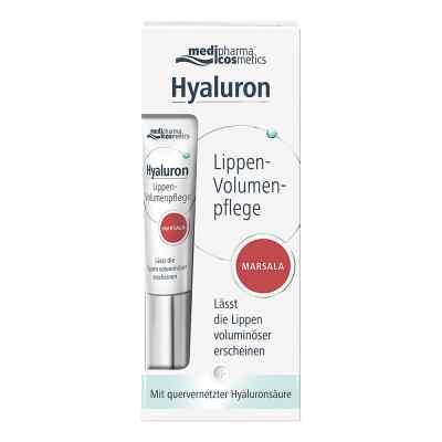 Hyaluron Lippen-volumenpflege Balsam marsala  bei apo-discounter.de bestellen
