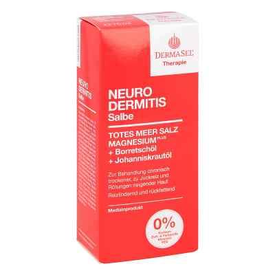Dermasel Salbe Neurodermitis  bei apo-discounter.de bestellen