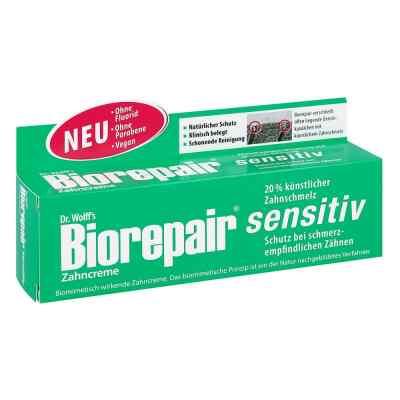 Biorepair Zahncreme sensitiv  bei apo-discounter.de bestellen
