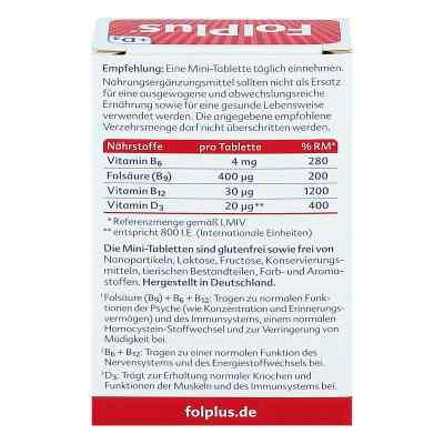 Folplus+d3 Tabletten  bei apo-discounter.de bestellen