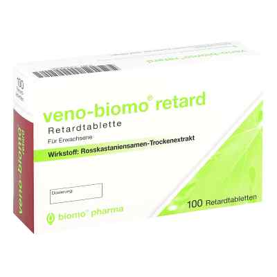 Veno-biomo retard Retardtabletten  bei apo-discounter.de bestellen