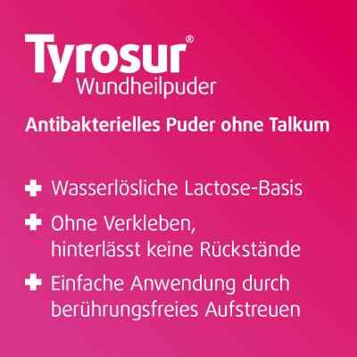 Tyrosur Wundheilpuder  bei apo-discounter.de bestellen