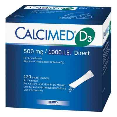 Calcimed D3 500mg/1000 I.E. Direct