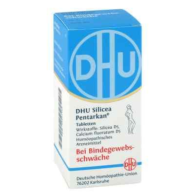 Dhu Silicea Pentarkan für das Bindegewebe Tabletten   bei apo-discounter.de bestellen