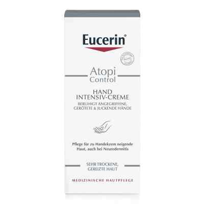 Eucerin Atopicontrol Hand Intensiv-creme  bei apo-discounter.de bestellen