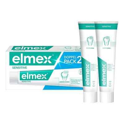 Elmex Sensitive Zahnpasta Doppelpack  bei bioapotheke.de bestellen