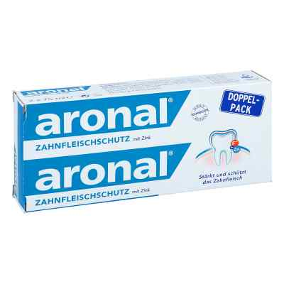 Aronal Zahnpasta Doppelpack  bei apo-discounter.de bestellen