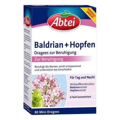 Abtei Baldrian+hopfen Dragees zur Beruhigung  bei apo-discounter.de bestellen