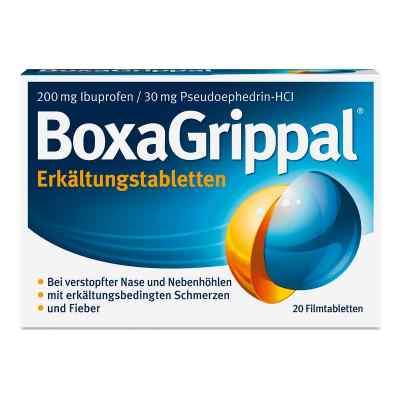 Boxagrippal Erkältungstabletten 200 mg/30 mg Fta  bei apo-discounter.de bestellen