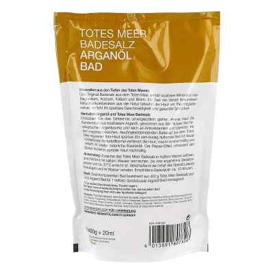 Dermasel Totes Meer Badesalz+arganöl  bei apo-discounter.de bestellen