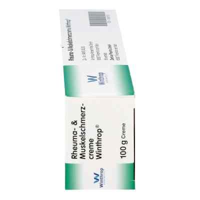 Rheuma- & Muskelschmerzcreme Winthrop  bei apo-discounter.de bestellen