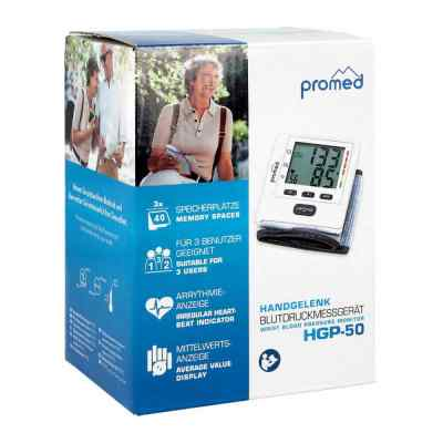 Promed Blutdruckmessgerät Handgelenk Hgp-50  bei apo-discounter.de bestellen