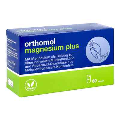 Orthomol Magnesium Plus Kapseln  bei apo-discounter.de bestellen