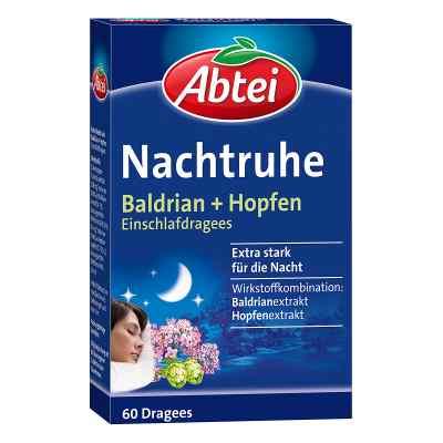 Abtei Nachtruhe Baldrian+hopfen Einschlafdragees  bei apo-discounter.de bestellen