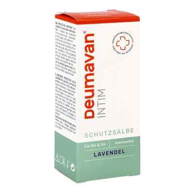 Deumavan Schutzsalbe mit Lavendel Tube  bei apo-discounter.de bestellen