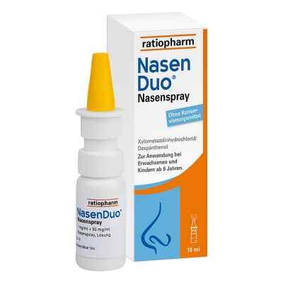 Nasenduo Nasenspray  bei apo-discounter.de bestellen
