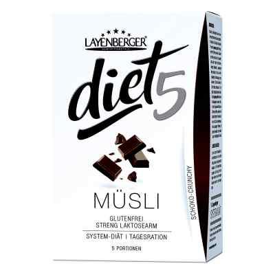 Layenberger diet5 Müsli Schoko-crunchy  bei apo-discounter.de bestellen