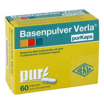 Basenpulver Verla purKaps  bei apo-discounter.de bestellen