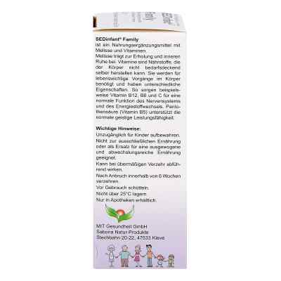 Sedinfant Family Flüssigkeit zum Einnehmen  bei apo-discounter.de bestellen