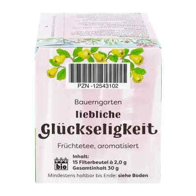 Bauerngarten-Tee Glückseligkeit Früchtetee Salus  bei apo-discounter.de bestellen