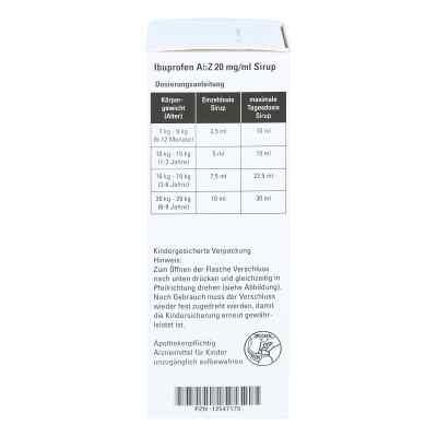 Ibuprofen Abz 20 mg/ml Sirup  bei apo-discounter.de bestellen