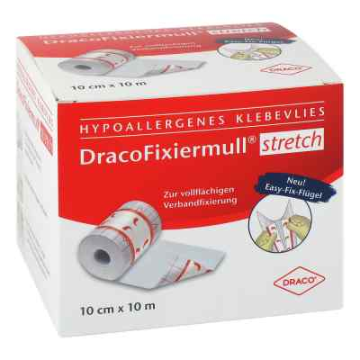 Dracofixiermull stretch 10 cmx10 m  bei apo-discounter.de bestellen