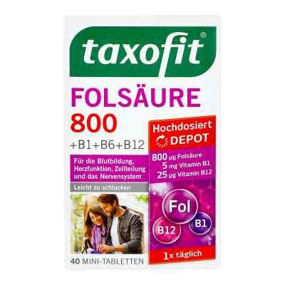 Taxofit Folsäure 800 Depot Tabletten  bei apo-discounter.de bestellen