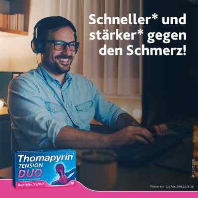 Thomapyrin TENSION DUO 400mg/100mg bei Kopfschmerzen  bei apo-discounter.de bestellen