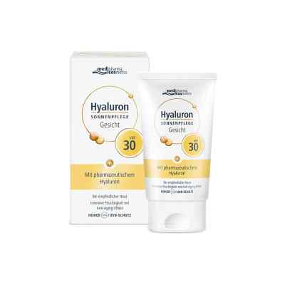 Hyaluron Sonnenpflege Gesicht Lsf 30  bei apo-discounter.de bestellen