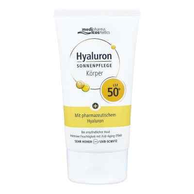 Hyaluron Sonnenpflege Körper Lsf 50+  bei apo-discounter.de bestellen