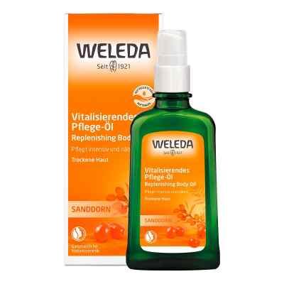 Weleda Sanddorn Vitalisierendes Pflege-Öl  bei apo-discounter.de bestellen