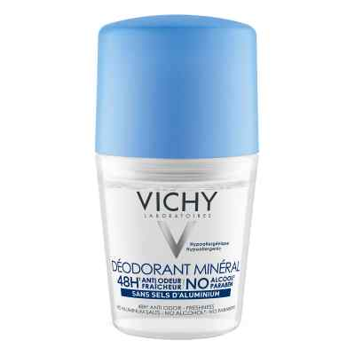vichy deo roll on mineral 48h ohne aluminium 50 ml. Black Bedroom Furniture Sets. Home Design Ideas