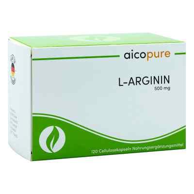 apo-discounter DE-migrated L-arginin 500 mg Kapseln