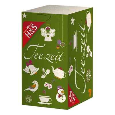 H&s Adventskalender Teezeit Filterbeutel 12668068