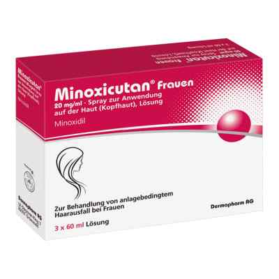 Minoxicutan Frauen 20 mg/ml Spray  bei apo-discounter.de bestellen