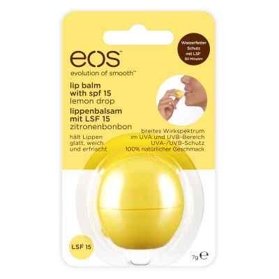 Eos Lip Balm lemon drop Lsf 15 Blister  bei apo-discounter.de bestellen