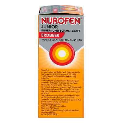 NUROFEN Junior Fieber- & Schmerzsaft Erdbeer  bei apo-discounter.de bestellen