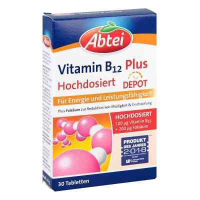 Abtei Vitamin B12+folsäure Tabletten  bei apo-discounter.de bestellen