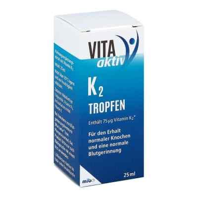 Vita Aktiv K2 Tropfen  bei apo-discounter.de bestellen