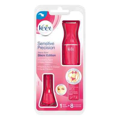 Veet Sensitive Precision Haartrimmer Rasierer pink  bei apo-discounter.de bestellen