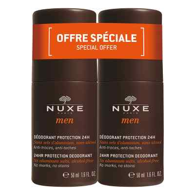Nuxe Men Deodorant Protection 24h Duo  bei apo-discounter.de bestellen