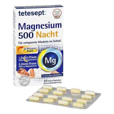 Tetesept Magnesium 500 Nacht Tabletten  bei apo-discounter.de bestellen