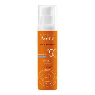 Avene Sunsitive Sonnenfluid Spf 50+ ohne Duftst.  bei apo-discounter.de bestellen