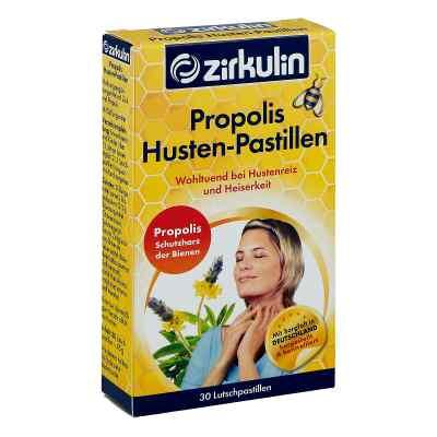 Zirkulin Propolis Husten-pastillen  bei apo-discounter.de bestellen