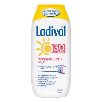 Ladival empfindliche Haut Lotion Lsf 30  bei apo-discounter.de bestellen