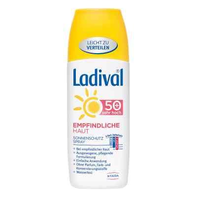 Ladival empfindliche Haut Spray Lsf 50+