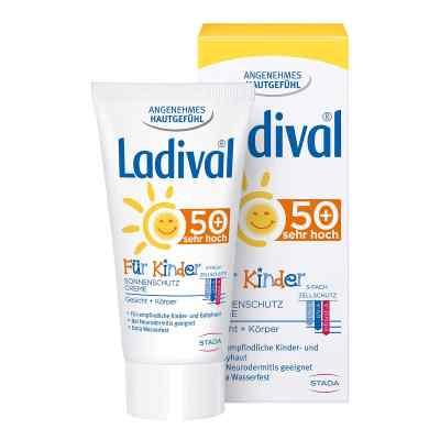 Ladival Kinder Creme Lsf 50+  bei apo-discounter.de bestellen