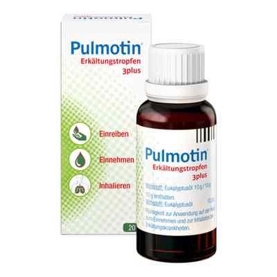 Pulmotin Erkältungstropfen 3plus  bei apo-discounter.de bestellen