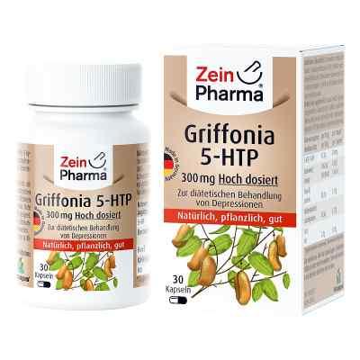 Griffonia 5-htp 300 mg hoch dosiert Kapseln  bei apo-discounter.de bestellen