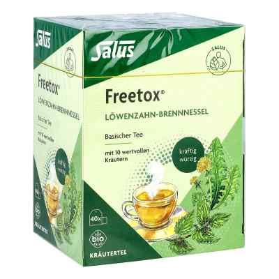 Freetox Tee Löwenzahn-brennnessel Bio Salus Fbtl.  bei bioapotheke.de bestellen